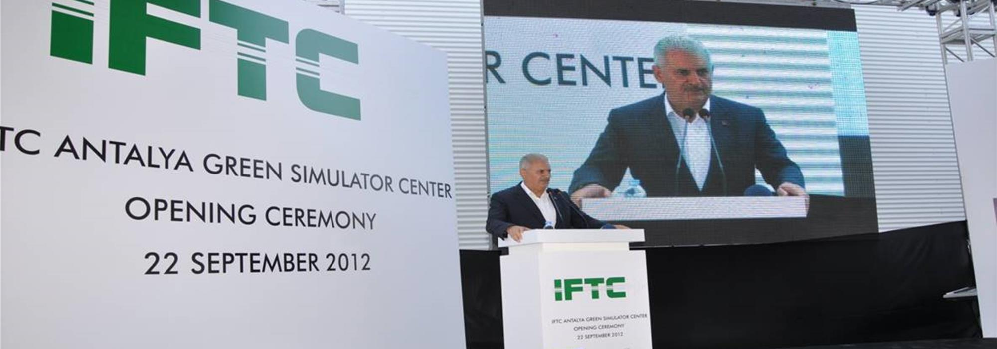 IFTC ANTALYA GREEN SIMULATOR CENTRE